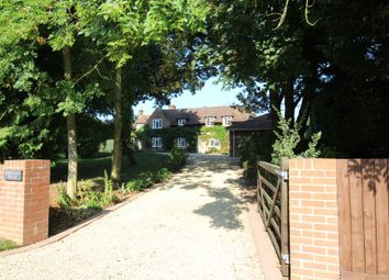 Thumbnail 5 bed detached house for sale in Aldbourne Road, Baydon, Marlborough