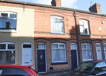 Thumbnail 2 bed terraced house for sale in Glengate, South Wigston, Leicester