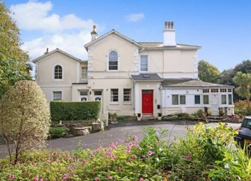 Thumbnail 3 bed flat for sale in Morningside Barrington Road, Torquay