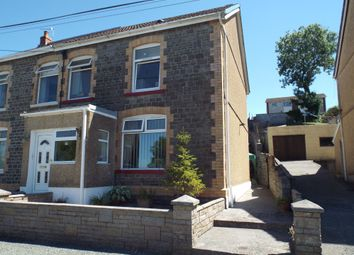 Thumbnail 3 bed semi-detached house for sale in Tyisha Road, Tumble, Llanelli