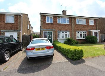 3 bed semi-detached house for sale in Kilndown Close, Allington, Maidstone ME16