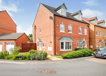 Thumbnail 4 bed semi-detached house for sale in Skylark View, Wath-Upon-Dearne, Rotherham, South Yorkshire