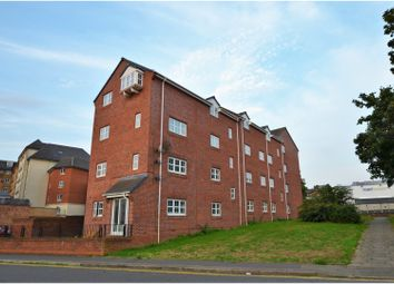 Thumbnail 2 bed flat for sale in St. Andrews Street, Northampton