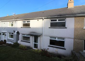 Thumbnail 3 bed terraced house for sale in Albertina Road, Treowen, Newbridge
