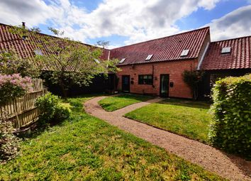 Thumbnail 4 bed barn conversion to rent in Mill Road, Topcroft, Bungay