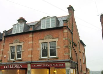 Thumbnail 2 bed flat to rent in Market Place, Belper