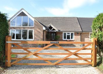 Thumbnail 4 bed detached bungalow for sale in Broadwater Lane, Copsale, West Sussex