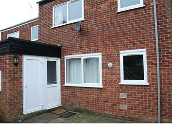 Thumbnail 1 bed property to rent in Masefield Walk, Thetford