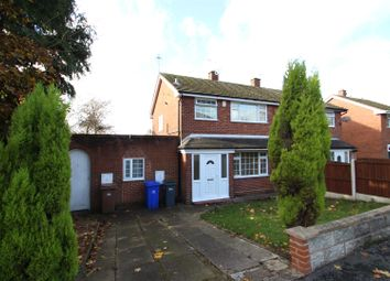 Thumbnail 3 bedroom semi-detached house to rent in Ramage Grove, Longton, Stoke-On-Trent
