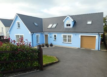 Thumbnail 6 bed detached bungalow for sale in 5 Swn Yr Efail, Pennant, Llanon