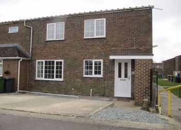 Thumbnail 4 bed end terrace house to rent in Bermuda Close, Basingstoke
