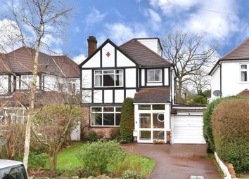 Thumbnail 4 bed detached house for sale in Hayes Chase, West Wickham