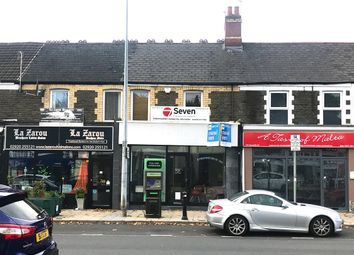 Thumbnail Retail premises for sale in Caerphilly Road, Cardiff