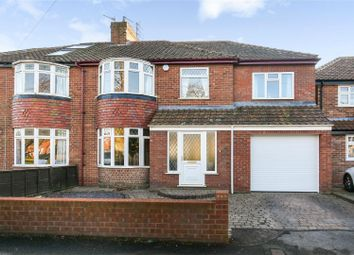 5 bed semi-detached house for sale in Hunters Way, York YO24