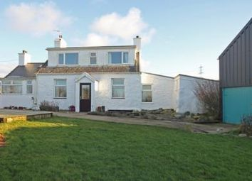 Thumbnail 3 bed detached house for sale in Carmel, Caernarfon, Gwynedd