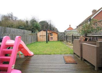 Thumbnail 3 bed terraced house for sale in Great Easthall Way, Sittingbourne, Kent
