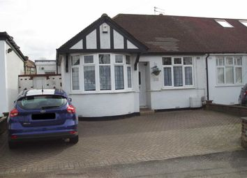 Thumbnail 2 bedroom semi-detached bungalow for sale in Waltham Way, London