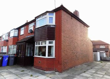 Thumbnail 3 bed semi-detached house for sale in Wellesley Avenue, Manchester