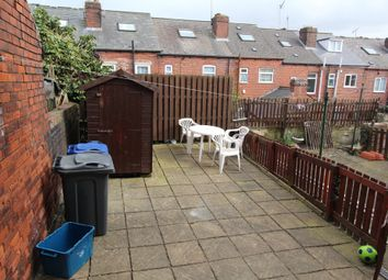 Thumbnail 3 bedroom shared accommodation to rent in Lancing Road, Sheffield