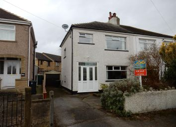 Thumbnail 3 bed semi-detached house for sale in Buckingham Road, Morecambe