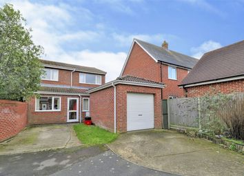 Thumbnail 4 bed detached house for sale in Furze Crescent, Alresford, Colchester, Essex