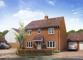 "Thumbnail 4 bed detached house for sale in ""The Chedworth"" at Perrymans Cross, Hastings Road, Northiam, Rye"