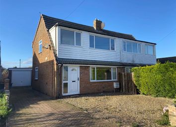 3 bed semi-detached house for sale in Orchard Way, Thorpe Willoughby, Selby YO8
