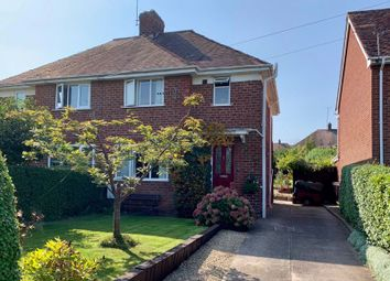Thumbnail 3 bed semi-detached house for sale in Old School Lane, Holmer, Hereford