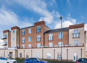 Thumbnail 2 bed flat for sale in Nicholas Charles Crescent, Aylesbury