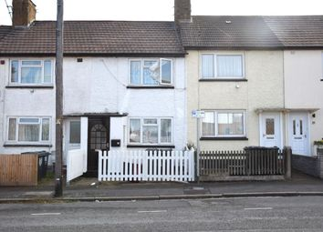 Thumbnail 3 bed terraced house to rent in Gordon Road, Dartford