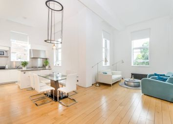 Thumbnail 2 bed flat to rent in Hall Road, St John's Wood, London