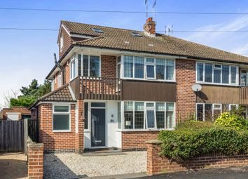 Thumbnail 4 bed semi-detached house for sale in Towers Close, Kenilworth