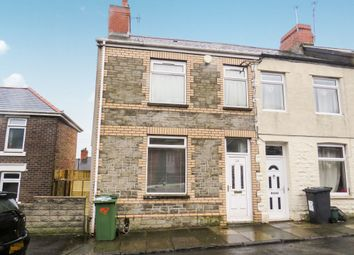 Thumbnail 3 bedroom end terrace house for sale in Chesterfield Street, Barry