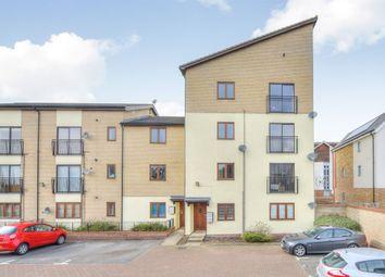 Thumbnail 2 bedroom flat for sale in Goodrington Place, Broughton, Milton Keynes