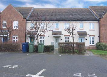 Thumbnail 2 bedroom terraced house to rent in Heron Way, Benwick, March