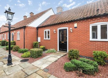 Thumbnail 1 bedroom terraced bungalow for sale in The Brambles, Retford