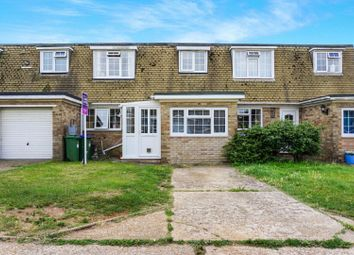 Thumbnail 3 bed terraced house for sale in Chatsworth Close, Peacehaven