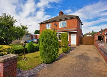 Thumbnail 3 bed semi-detached house for sale in Bridge Street, Saxilby, Lincoln