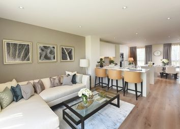 Thumbnail 3 bedroom town house for sale in The Crescent, Kidbrooke Village