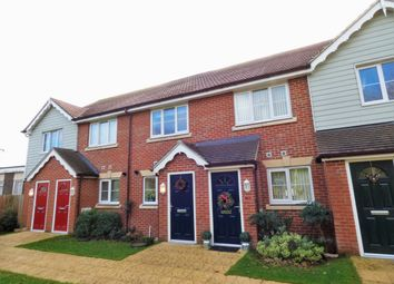 Thumbnail 2 bed terraced house for sale in Seacrest View, Hastings