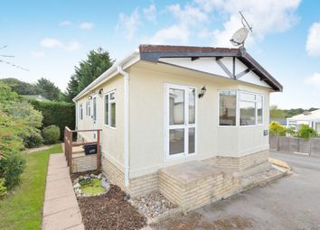 Thumbnail 3 bed mobile/park home for sale in Westwood Park, Bashley Cross Road, New Milton