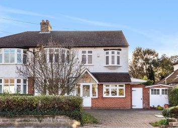 Thumbnail 5 bed semi-detached house for sale in Hawes Lane, West Wickham