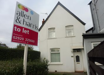 Thumbnail 3 bed property to rent in Cowbridge Road East, Canton, Cardiff