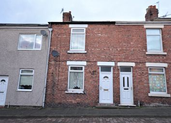 Thumbnail 3 bed terraced house for sale in Johnson Street, Eldon, Bishop Auckland