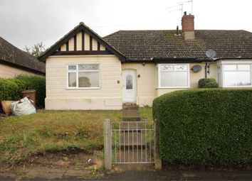 Thumbnail 3 bedroom semi-detached bungalow for sale in Bantoft Terrace, Ipswich, Suffolk