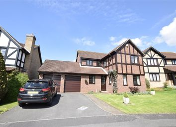 Thumbnail 4 bedroom detached house for sale in Tyler Close, Hanham