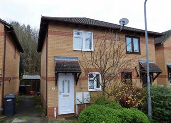 Thumbnail 2 bed semi-detached house for sale in Swan Close, Woodford Halse, Northants