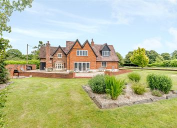Thumbnail 4 bed detached house for sale in Mill Lane, Tidmarsh, Reading