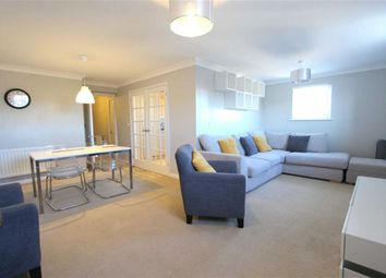 Thumbnail 3 bed flat to rent in Redhouse Way, Swindon