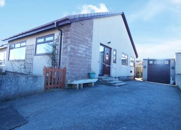Thumbnail 2 bed semi-detached bungalow for sale in Kirkburn Drive, Peterhead, Aberdeenshire
